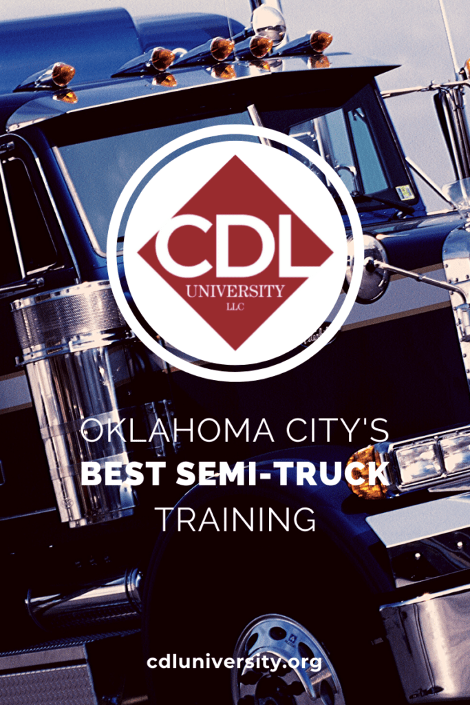 best semi-truck training - CDL University