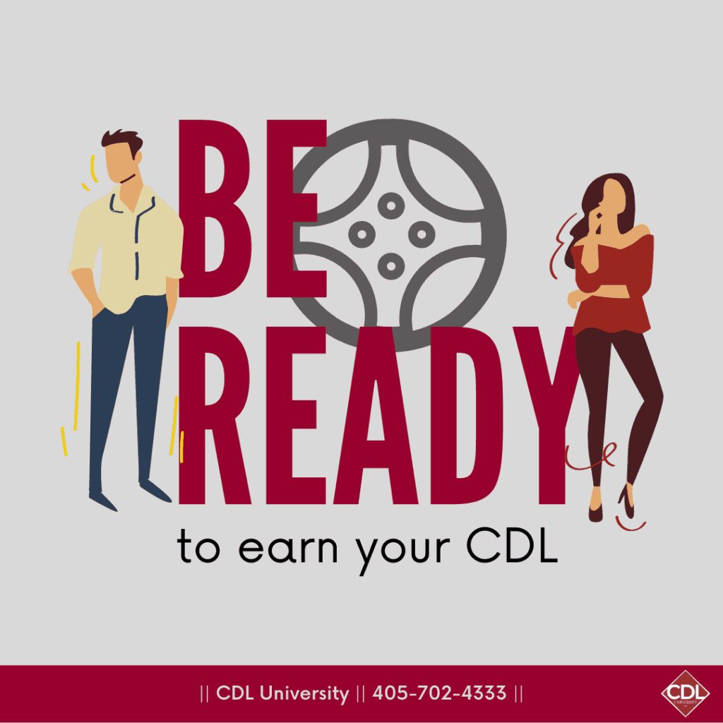 earn your CDL during the COVID-19 Pandemic