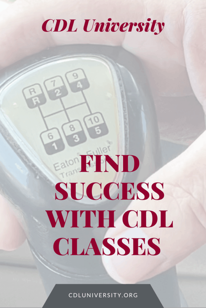 cdl classes blog graphic