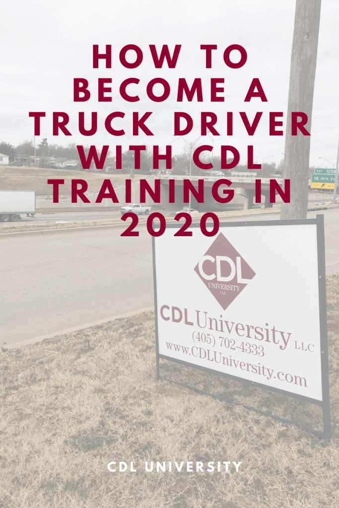 cdl training blog graphic